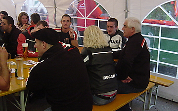 Ducati Treffen Traunsee 2011