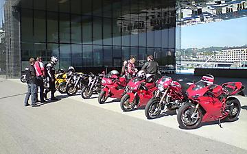 Saisonopening DOC Linz 2012_13