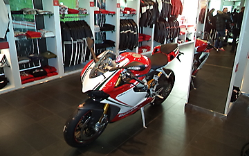 Werksbesichtigung Ducati Bologna_13