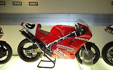 Werksbesichtigung Ducati Bologna
